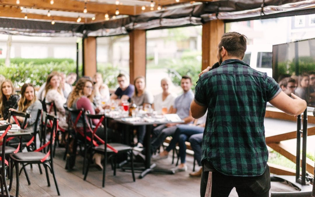 Becoming a Better Public Speaker
