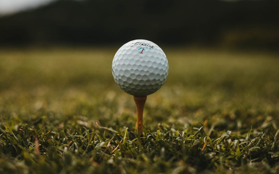 A Lesson on Personal Development From a Professional Golfer
